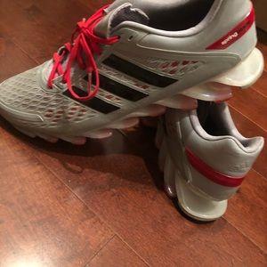 Adidas Springblade Tennis Shoe